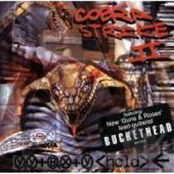 Cobra Strike - Cobra Strike II: Y, Y+B, X+Y CD Cover Art