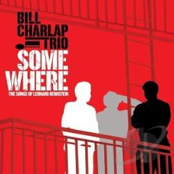 Charlap, Bill - Somewhere: The Songs of Leonard Bernstein CD Cover Art