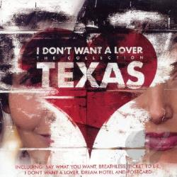 Texas - I Don't Want A Lover-The Collection CD Cover Art