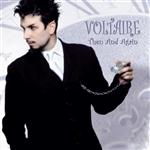 Voltaire - Then and Again CD Cover Art