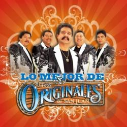 Los Originales De San Juan - Los Originales De San Juan CD Cover Art