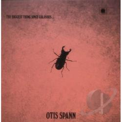 Fleetwood Mac / Spann, Otis - Biggest Thing Since Colossus LP Cover Art