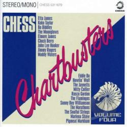 Chess Chartbusters, Vol. 4 CD Cover Art