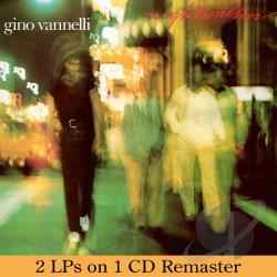 Vannelli, Gino - Nightwalker/Black Cars CD Cover Art