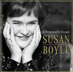 Boyle, Susan - I Dreamed a Dream CD Cover Art