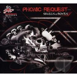 Phonic Request - Skull & Bones CD Cover Art