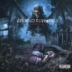 Avenged Sevenfold - Nightmare CD Cover Art