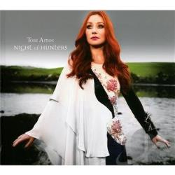 Amos, Tori - Night of Hunters CD Cover Art