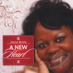 Boyd, Irene - New Heart CD Cover Art