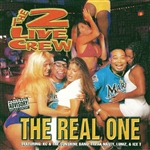2 Live Crew - Real One CD Cover Art