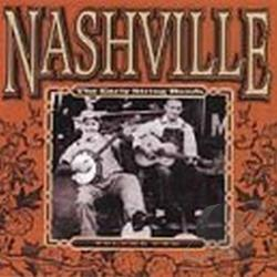 Nashville Early String Bands, Vol. 2 CD Cover Art