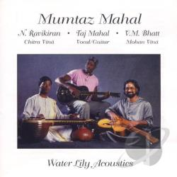 Mahal, Taj - Mumtaz Mahal CD Cover Art