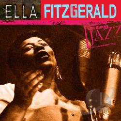 Fitzgerald, Ella - Ken Burns Jazz CD Cover Art