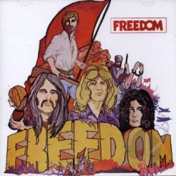 Freedom - Freedom CD Cover Art