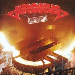 Krokus - Hardware CD Cover Art