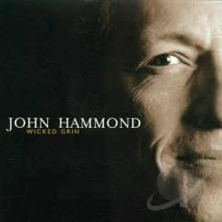 John Hammond, Jr. - Wicked Grin CD Cover Art