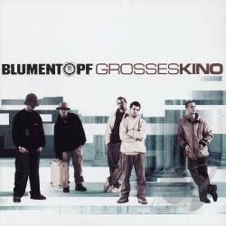 Blumentopf - Grosses Kino CD Cover Art