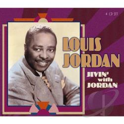 Jordan, Louis - Jivin' with Jordan CD Cover Art