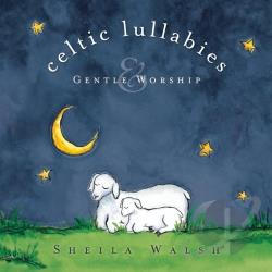 Walsh, Sheila - Celtic Lullabies And Gentle Worship CD Cover Art