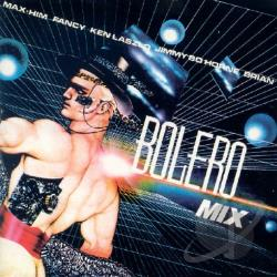 Bolero Mix CD Cover Art