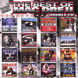Mac Dre - Best of Mac Dre II CD Cover Art