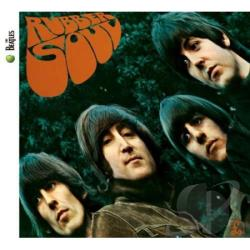 Beatles - Rubber Soul CD Cover Art