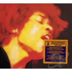 Hendrix, Jimi - Electric Ladyland CD Cover Art