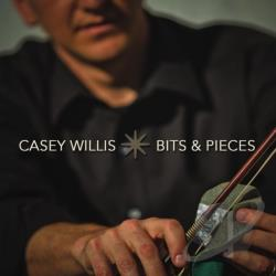 Casey Willis - Bits & Pieces CD Cover Art