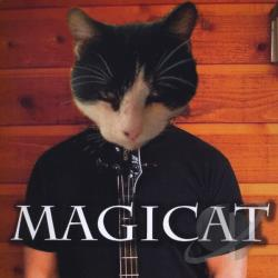 Bruce, Steve - Magicat CD Cover Art