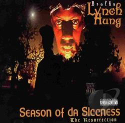 Brotha Lynch Hung - Season of da Siccness CD Cover Art