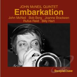 McNeil, John - Embarkation CD Cover Art