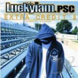 Luckyiam - Extra Credit 2: Summer School CD Cover Art