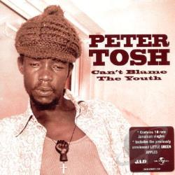 Tosh, Peter - Can't Blame the Youth CD Cover Art