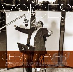 Levert, Gerald - Voices CD Cover Art