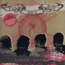 Fall Out Boy - Dance Dance DVD Cover Art