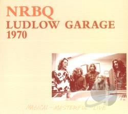 NRBQ - Ludlow Garage 1970 CD Cover Art