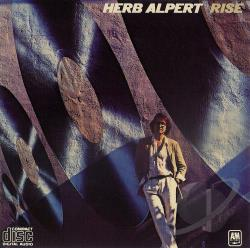Alpert, Herb - Rise CD Cover Art