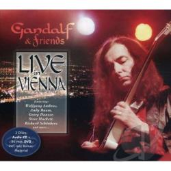 Gandalf - Live in Vienna CD Cover Art