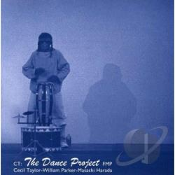 Taylor, Cecil / William Parker (Bass) - Dance Project CD Cover Art