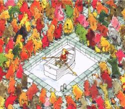 Dance Gavin Dance - Happiness CD Cover Art