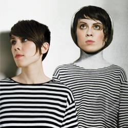 Tegan & Sara - Sainthood CD Cover Art