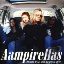 Aampirellas - Snatching Defeat from the Jaws of Victory CD Cover Art