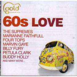 60's Love CD Cover Art