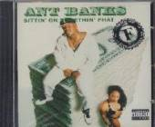 Banks, Ant - Sittin' On Something Phat CD Cover Art