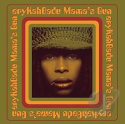 Badu, Erykah - Mama's Gun CD Cover Art