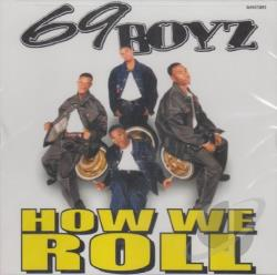 69 Boyz - How We Roll DS Cover Art