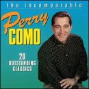 Como, Perry - Incomparable CD Cover Art