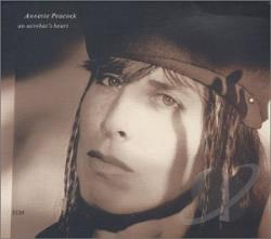 Peacock, Annette - An Acrobat's Heart CD Cover Art