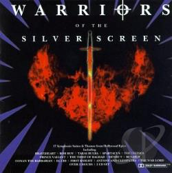 Warriors Of The Silver Screen CD Cover Art
