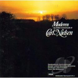 Frandsen / Hedegaard / Jutland / Nielsen - Moderen - Theater Music of Carl Nielsen / Frandsen, et al CD Cover Art